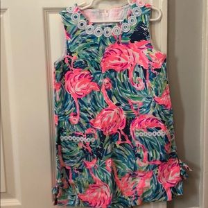 Lilly Pulitzer Girls Size 7 Dress